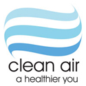 Clean Air, a Healthier You logo
