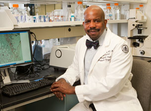 Photo of Dr. Cato T. Laurencin