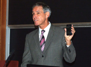 Photo of Dr. Eric Topol